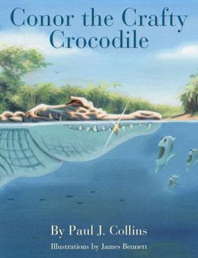 Conor the Crafty Crocodile