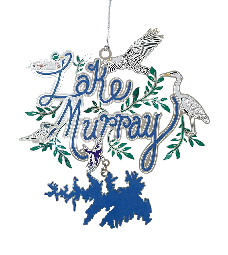 2017 Lake Murray Ornament