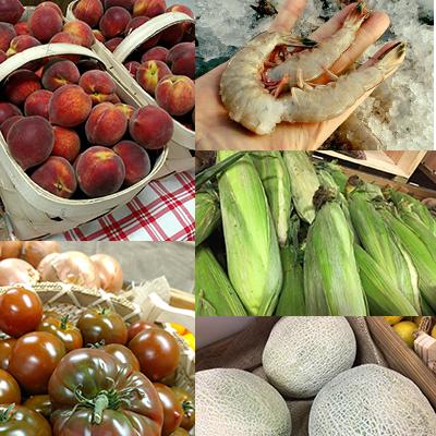 july produce