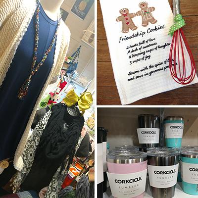November Gift Shoppe