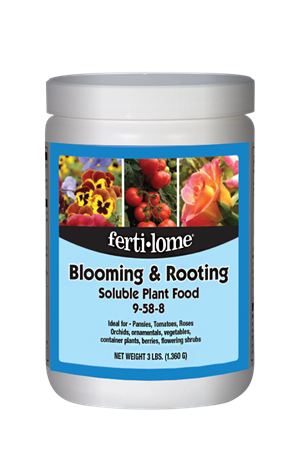 Fertilome Blooming and Rooting Soluble Plant Food