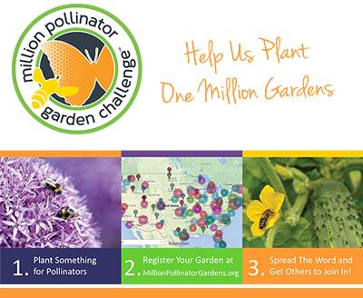 Million Pollinator Garden Challenge