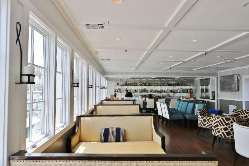 the living room was transformed to offer restaurant lounge seating and continues to feature the baleen kitchen menu the living room features live music - Baleen Kitchen
