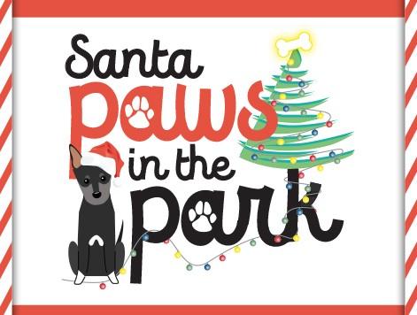 Santa Paws in the Park