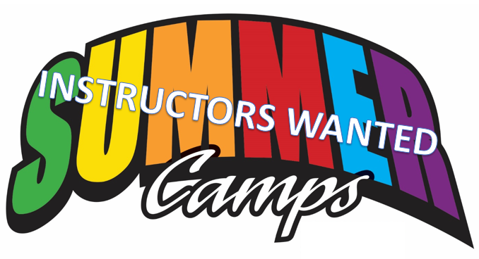 Summer Camp Instructors Wanted