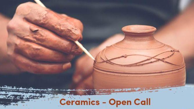 Call for Artists - Ceramics
