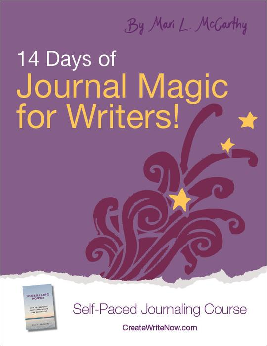 Journal Magic for Writers