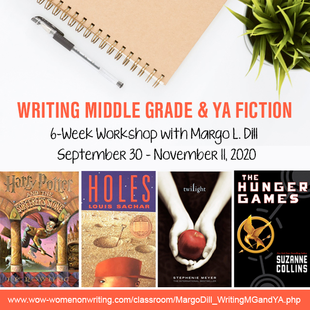 Writing Middle Grade and Young Adult Fiction