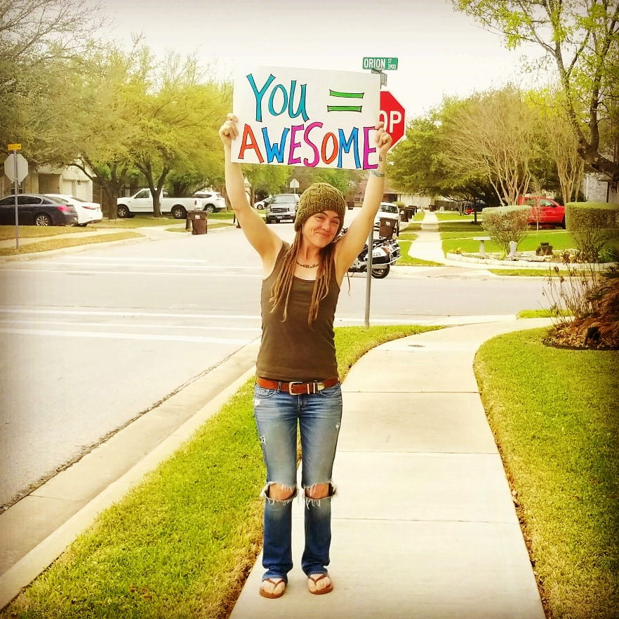 You = Awesome