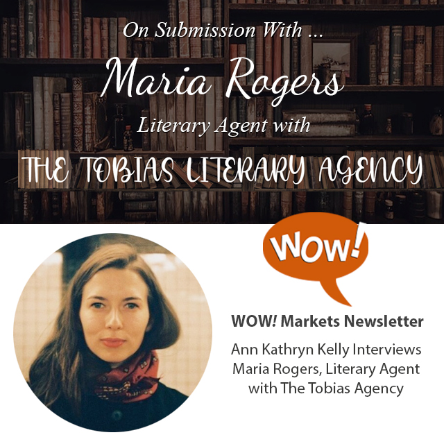 On Submission with Maria Rogers