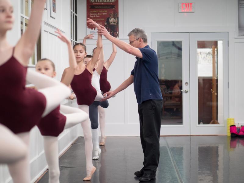 FVAD PPA I Ballet Class 2017