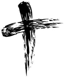Ash Wednesday ashes cross