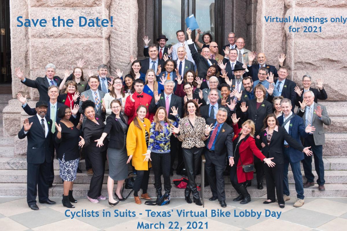 BikeTexas Today - February 2021