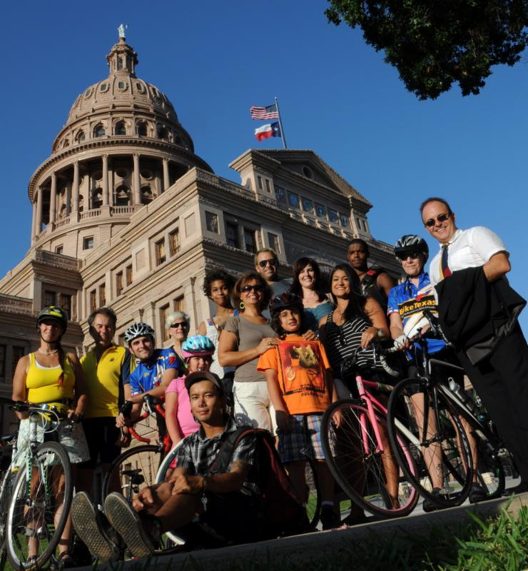On the Lege, Bike Giveaway, and More: BikeTexas Today September 2017