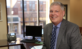 Greg Evans CEO