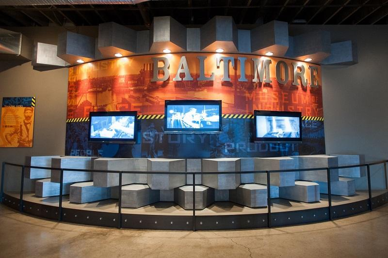 BMI visitor entrance