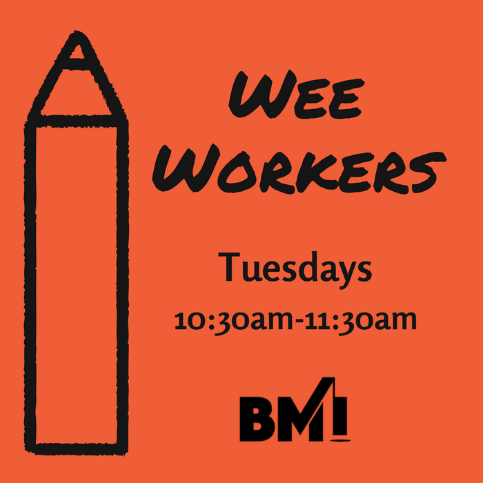 Wee Workers graphic