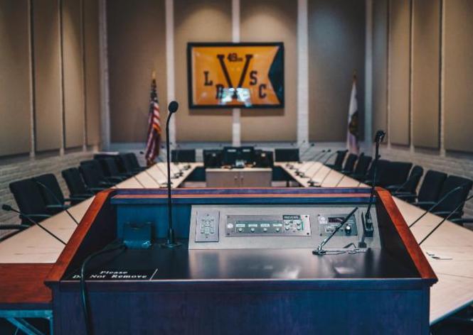 ASGV Senate Chambers USU