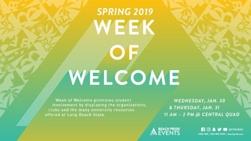 Week of Welcome Ad