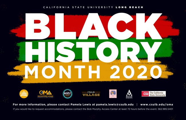 Celebrate Black History Month throughout February!