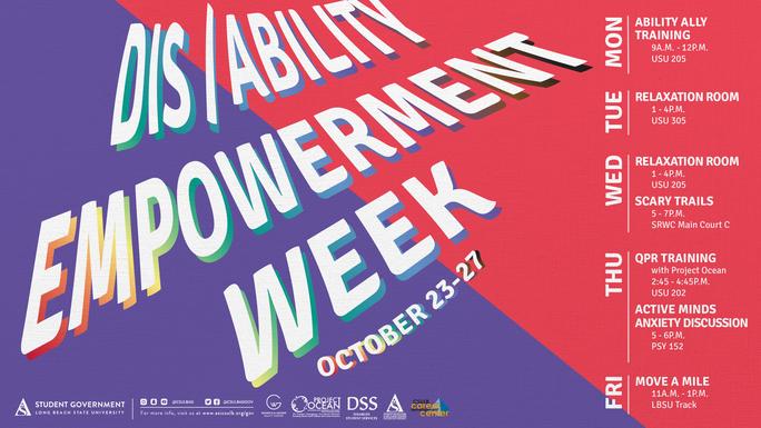 Dis-ability Empowerment Info