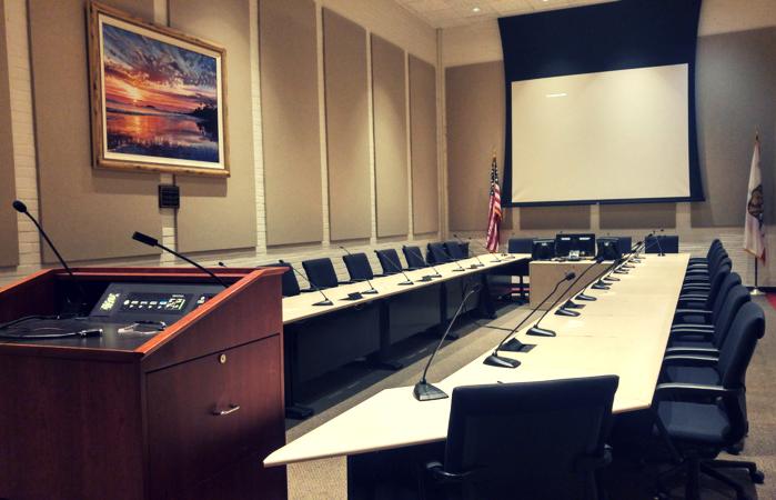 Farber Senate Chambers