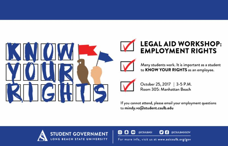 Know Your Rights Employment Rights