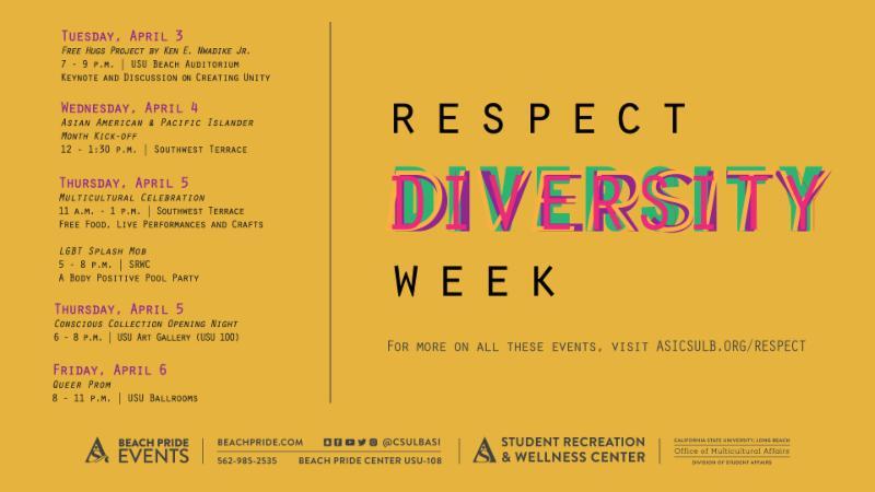 BPE Respect Diversity Week