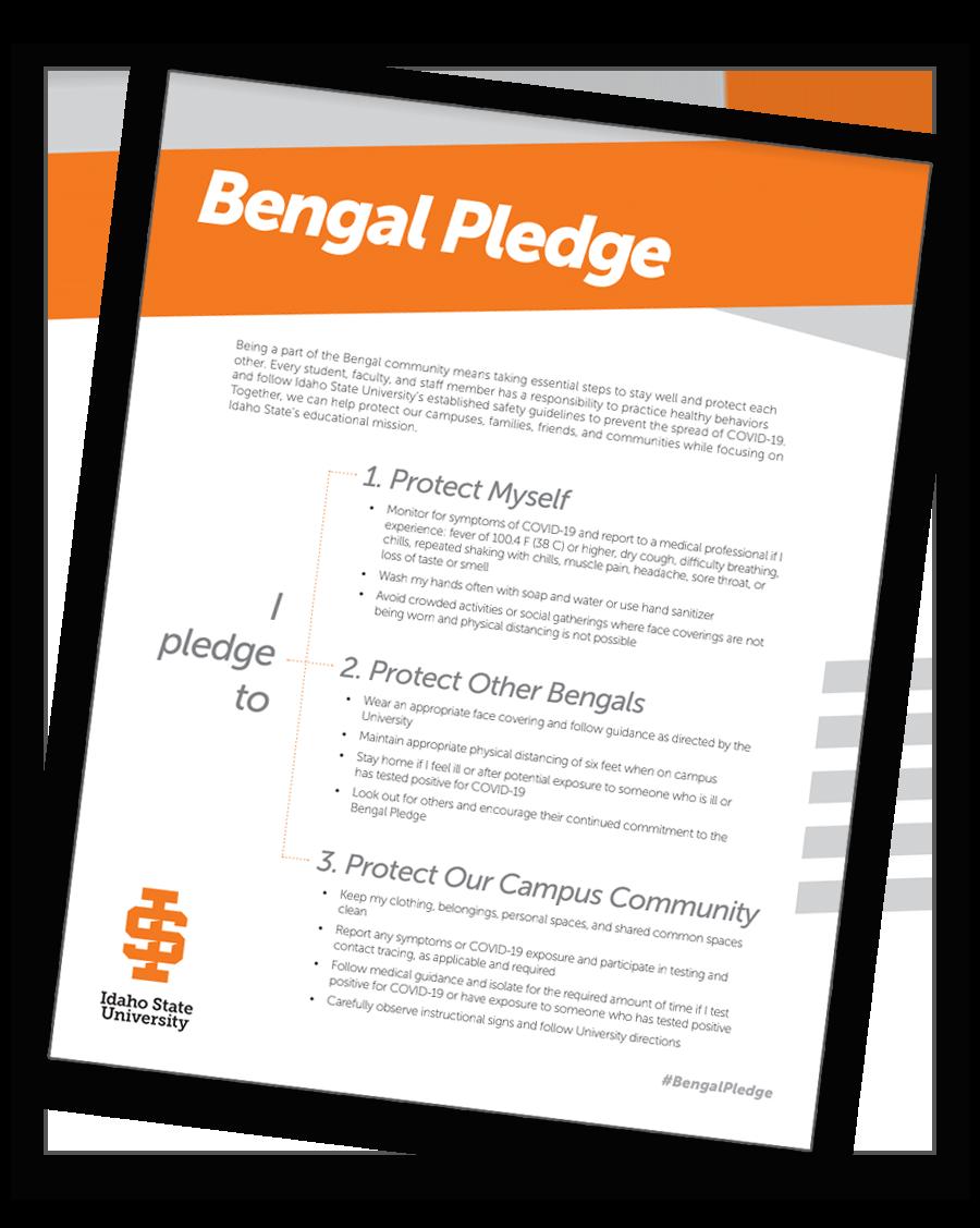 Bengal Pledge