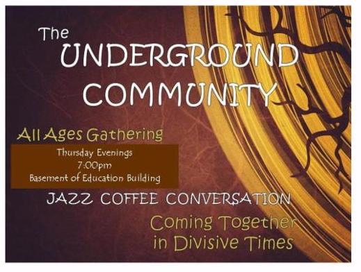 Underground Community