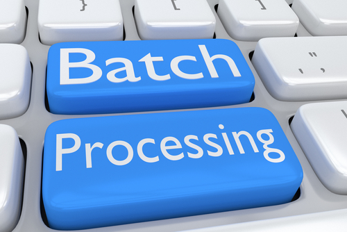 Batch Payment Processing Expedites Settlement