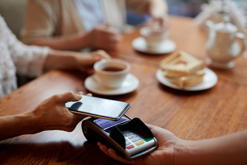 Mobile Wallets Move Contactless to Prominent Payment Solutions Position