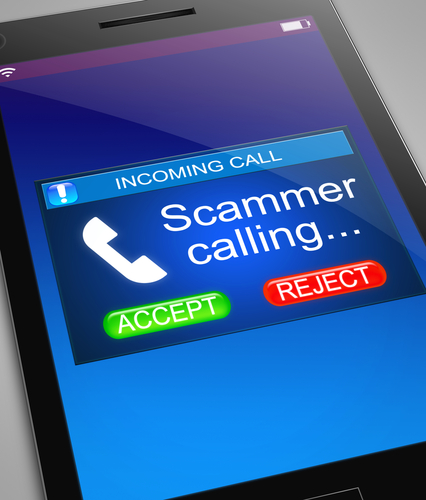 Telephone Scams: How to Spot Them…and What to Do Next