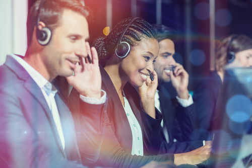 How to Decrease Call Center Volume and Increase Call Handling Efficiencies