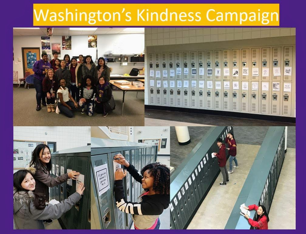 Washington's Kindness campaign