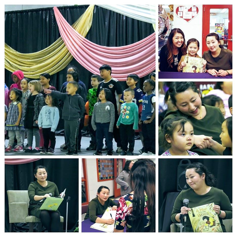 Kao Kalia Yang book launch