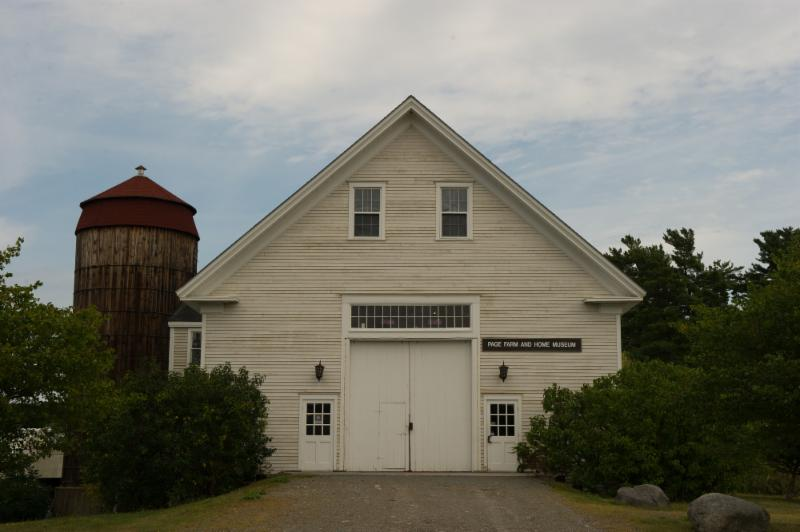Page Farm Museum UMaine
