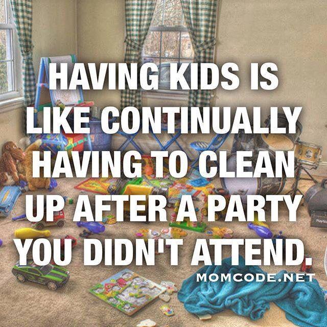 cleaning room meme
