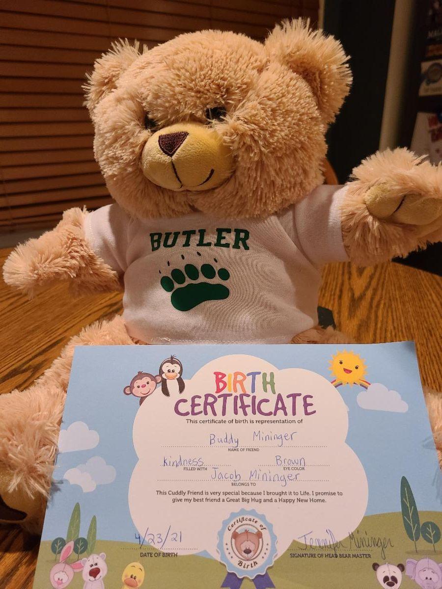 Butler Bear Kits