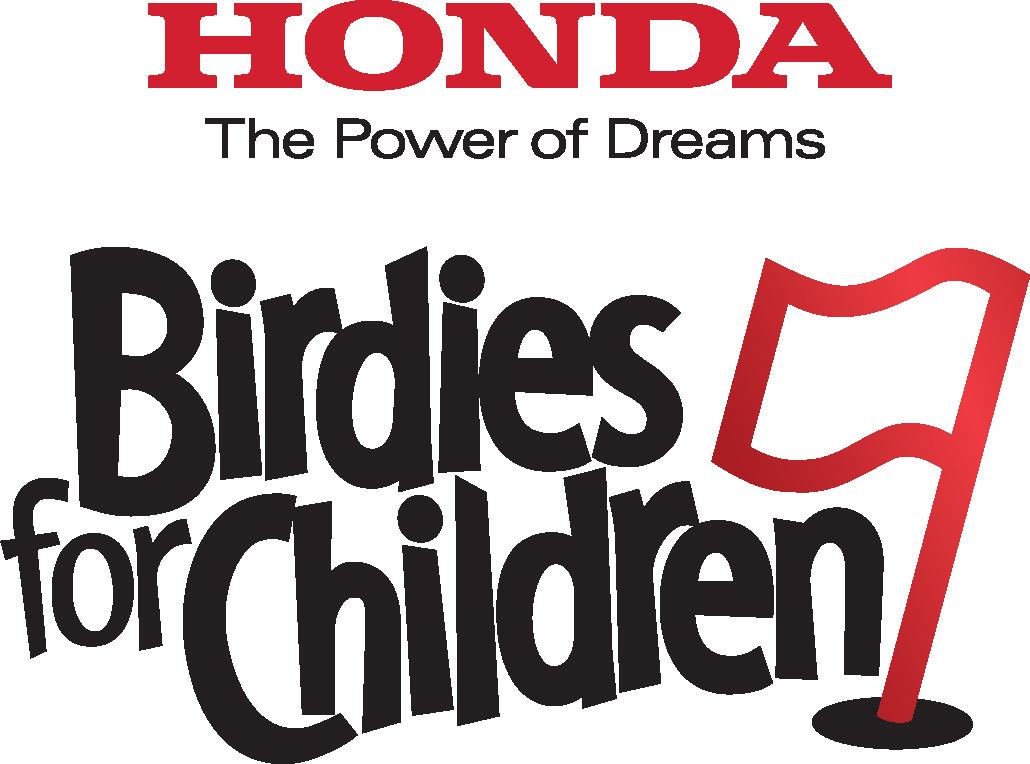 Logo of Honda Birdies for Children