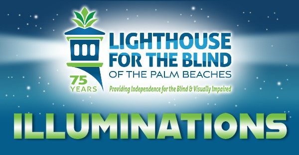 New Lighthouse logo with 75 Anniversary under the Lighthouse image