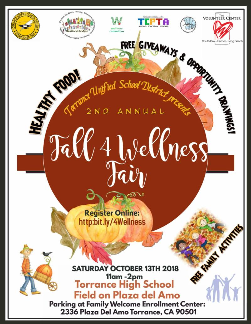 Fall 4 Wellness Fair