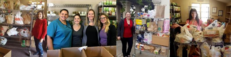 Food For Kids Donations April 2018