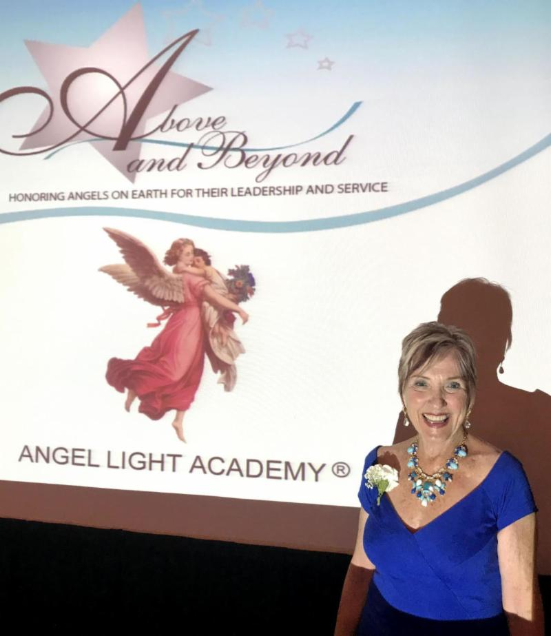 Kathleen Terry Honored at Above _ Beyond Gala