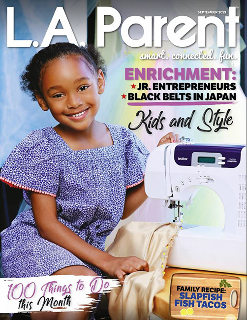 L.A. Parent Magazine - September 2019