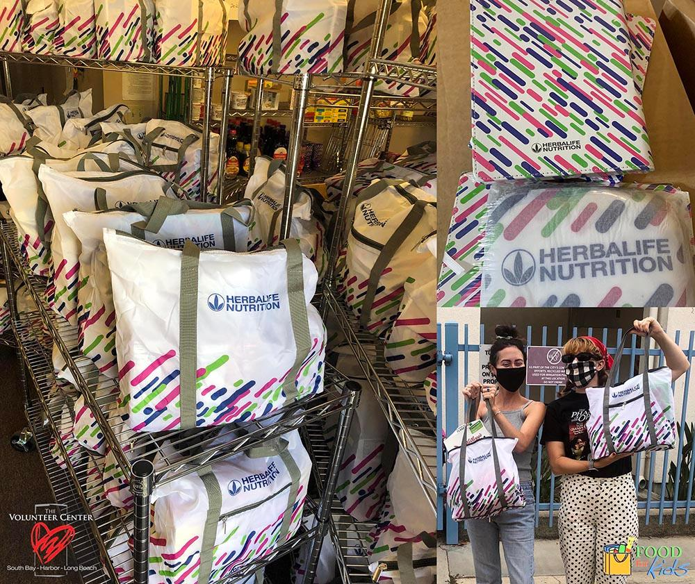 Casa Herbalife Partnership - Bags and Notebooks