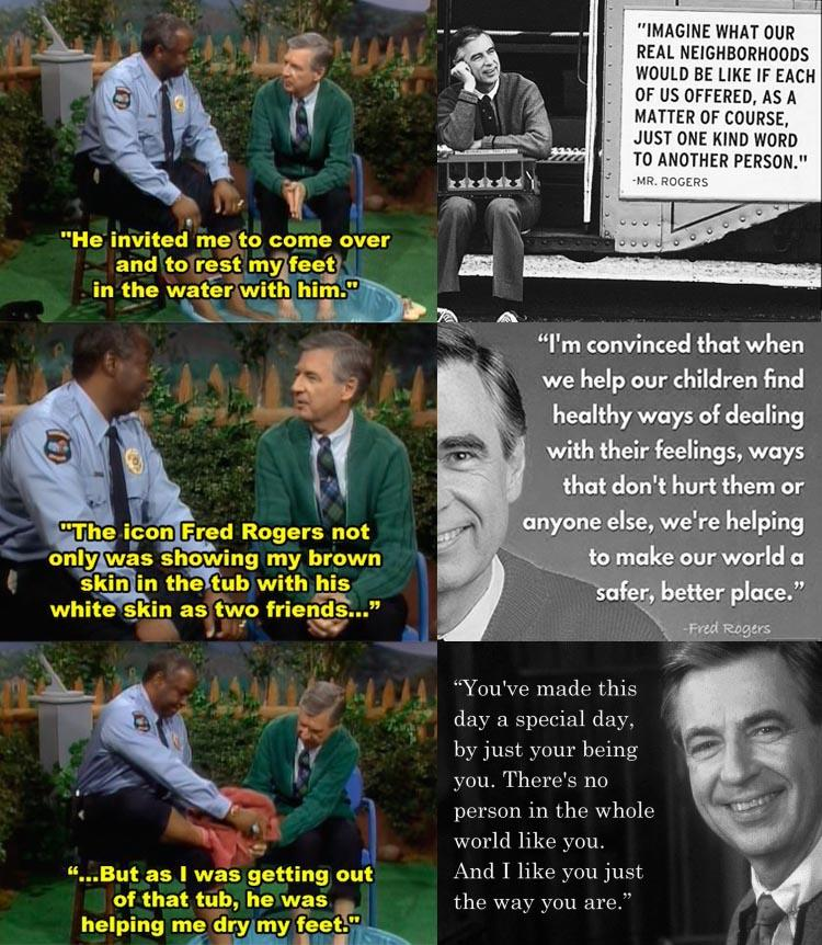 Quotes by Mr. Rogers