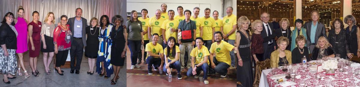 Celebrating Volunteers during National Volunteer Week