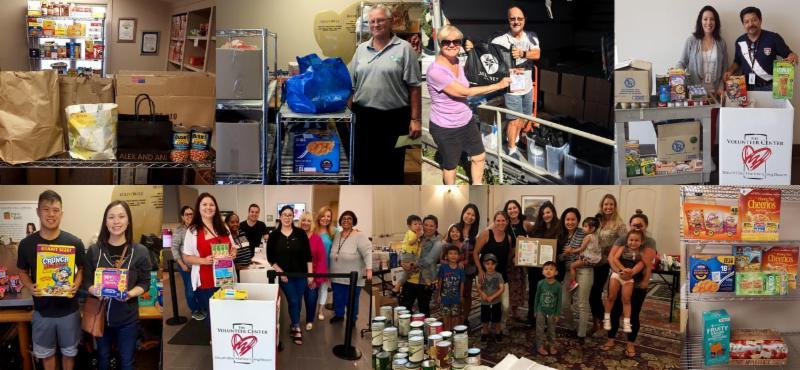 Food For Kids Donations - September 2018