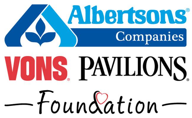 Albertsons Companies - Vons - Pavilions - Foundation